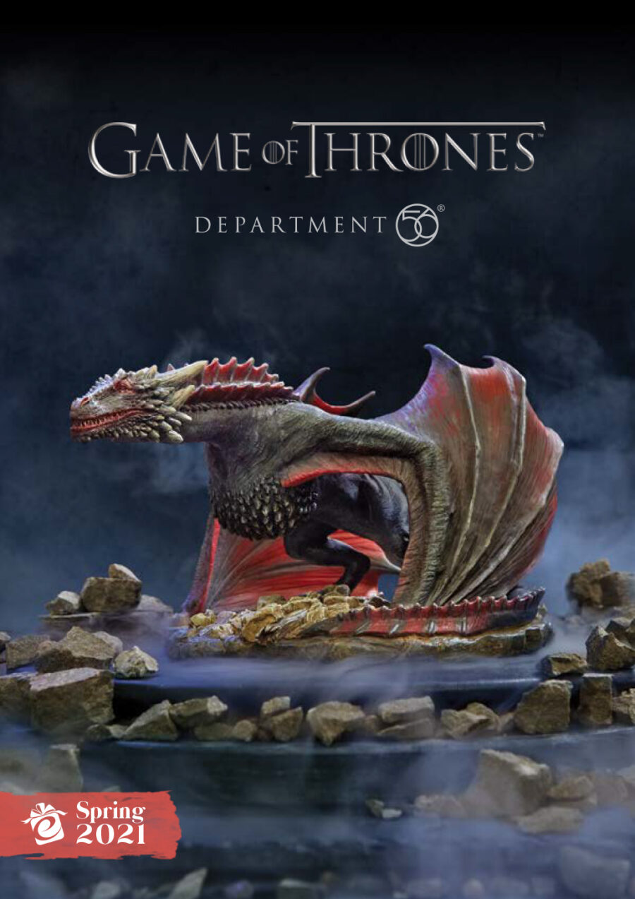 GAME OF THRONES April  21